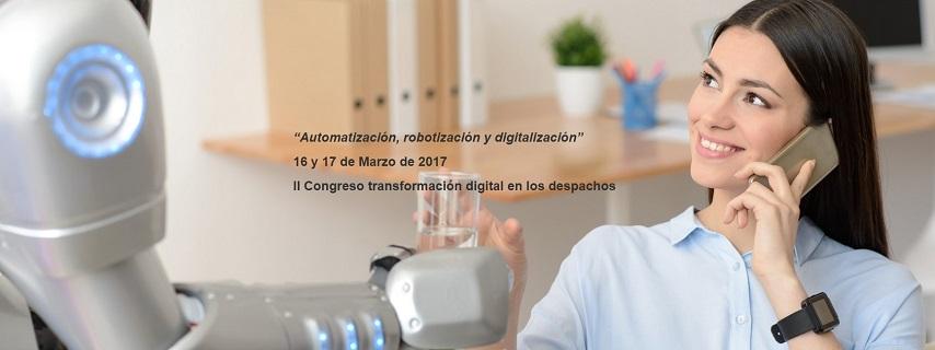 Como no podía ser de otra manera, Check-it vuelve a apoyar el Congreso de Transformación Digital en los Despachos que en esta segunda edición se celebra en la localidad madrileña…