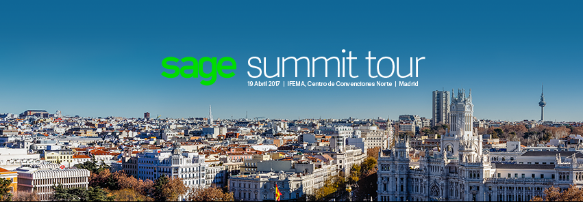 Este miércoles, 19 de abril, el Sage Summit Tour recala en Madrid para abordar el futuro de la tecnología en los negocios. Tras su paso por grandes capitales como París,…