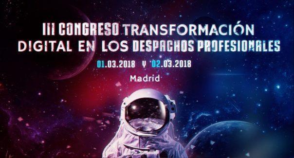 Un año más, y van 3, hemos participado en el III Congreso de Transformación Digital compartiendo y departiendo con asesorías y despachos profesionales sobre las últimas tendencias tecnológicas del mercado.…